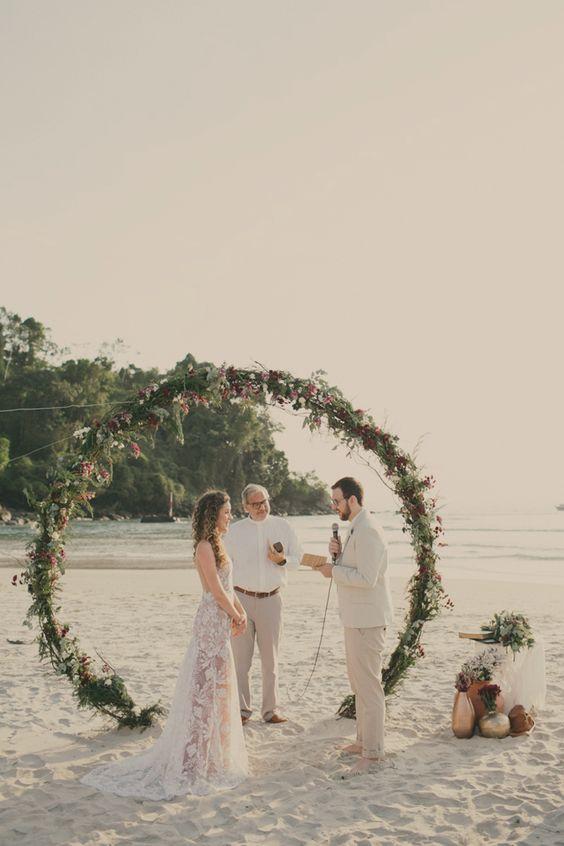 matrimonio in spiaggia_pinterest