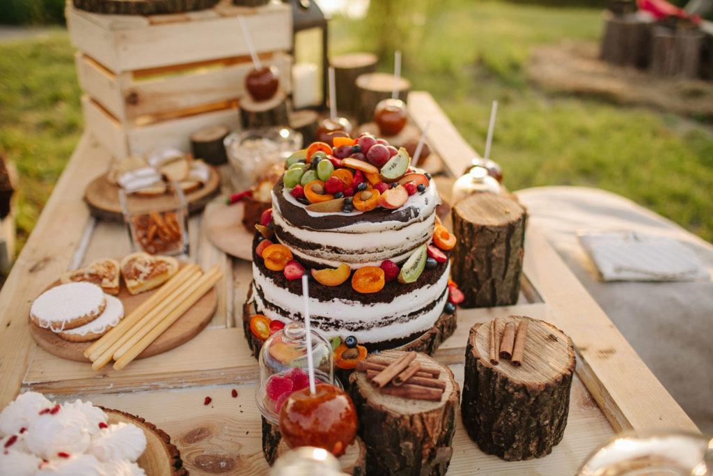 wedding break party
