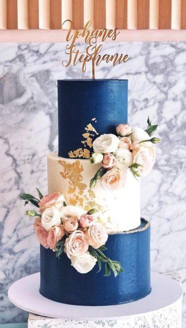 matrimonio classic blu
